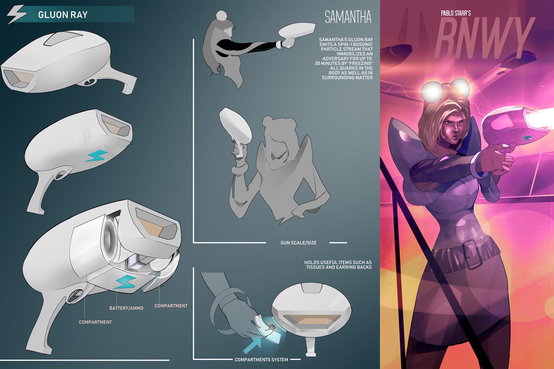 Samantha-Gluon-Ray-RNWY-Universe